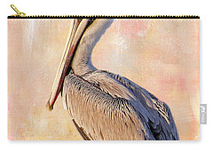 Birds - The Artful Pelican Carry-all Pouch