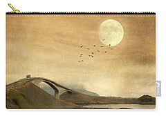 The Atlantic Road Carry-all Pouch