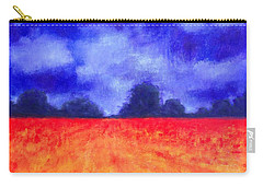 The Autumn Arrives Carry-all Pouch