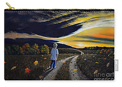 The Autumn Breeze Carry-all Pouch