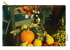 The Autumn Chair Carry-all Pouch by Rodney Lee Williams