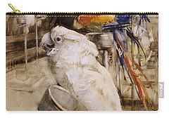 The Aviary, Clifton, 1888 Carry-all Pouch