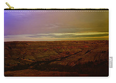 The Badlands Carry-all Pouch by Jeff Swan