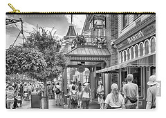 Carry-all Pouch featuring the photograph The Bakery by Howard Salmon