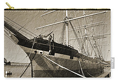 The Balclutha Carry-all Pouch by Holly Blunkall