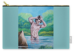 The Bather Carry-all Pouch