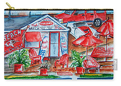 The Beach Shack Carry-all Pouch