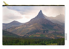 The Beartooth Mountains   Carry-all Pouch by Lars Lentz