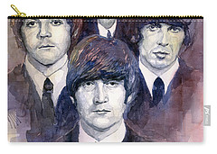 Beatles Carry-all Pouches