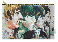The Beatles 01 Carry-all Pouch