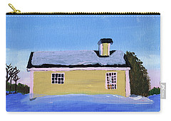 The Bee House Carry-all Pouch