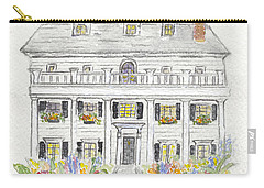 The Beekman Arms In Rhinebeck Carry-all Pouch