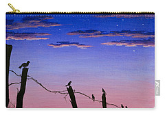 The Birds - Morning Has Broken Carry-all Pouch