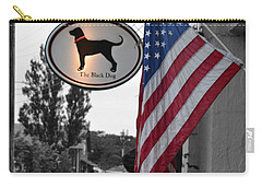 The Black Dog Store Carry-all Pouch