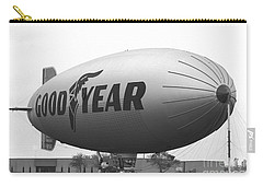 The Goodyear Blimp In 1979 Carry-all Pouch