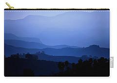 The Blue Hills Carry-all Pouch by Matt Harang