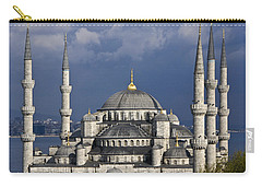 The Blue Mosque In Istanbul Carry-all Pouch