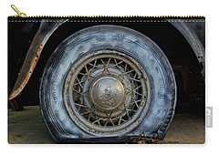The Blue Tire Carry-all Pouch