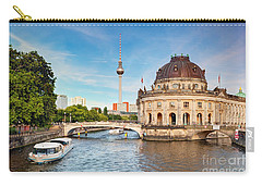 The Bode Museum Berlin Germany Carry-all Pouch by Michal Bednarek