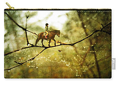The Brave Rider Carry-all Pouch
