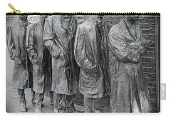 The Breadline Bw - Fdr Memorial Carry-all Pouch