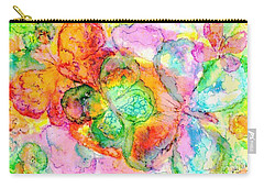 The Butterfly Dance Carry-all Pouch