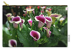 The Calla Lilies Are In Bloom Again Carry-all Pouch