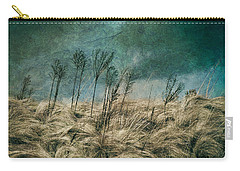 The Calm In The Storm II Carry-all Pouch by Jessica Brawley
