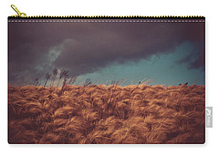 The Calm In The Storm Carry-all Pouch by Jessica Brawley