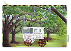 The Candy Cart Carry-all Pouch