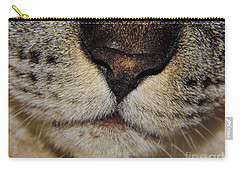 The - Cat - Nose Carry-all Pouch by D Hackett