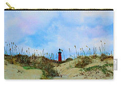 Carry-all Pouch featuring the painting The Center Of Attention by Deborah Boyd