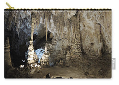 Carry-all Pouch featuring the photograph The Chinese Theater by Jayne Wilson