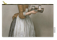 Tea Cup Carry-All Pouches