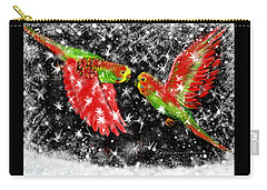 The Christmas Keets Carry-all Pouch
