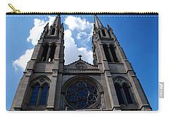 The Church Carry-all Pouch by Matt Harang