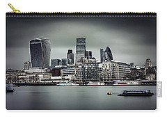 The City Of London Carry-all Pouch by Ian Good