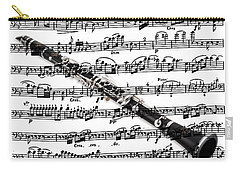 The Clarinet Carry-all Pouch by Ron Davidson