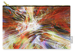 Carry-all Pouch featuring the digital art The Cleansing by Margie Chapman