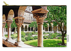 The Cloisters Carry-all Pouch
