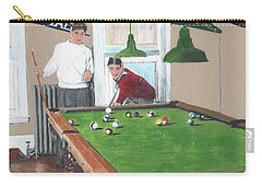 The Club House Carry-all Pouch