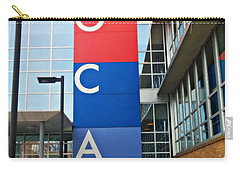 The Coca Theater Carry-all Pouch by Kelly Awad