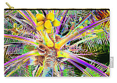 The Coconut Tree Carry-all Pouch