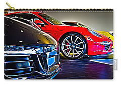 The Color Of Porsche Carry-all Pouch