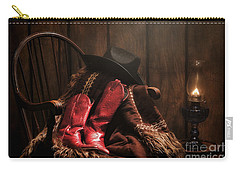 The Cowgirl Rest Carry-all Pouch