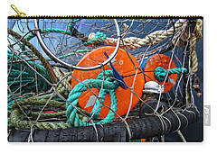 Crab Ring Carry-all Pouch