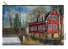 The Cranford Mill Carry-all Pouch