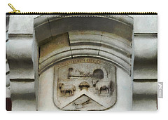 The Crest Of The Christchurch City Council Carry-all Pouch