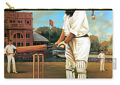 The Cricketers Carry-all Pouch by Peter Green