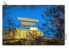 The Crockett Hotel Carry-all Pouch